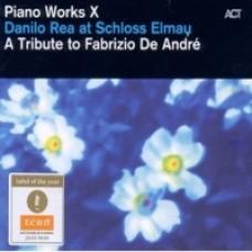 Danilo Rea at Schloss Elmau [CD]
