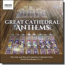 Great Cathedral Anthems [CD]