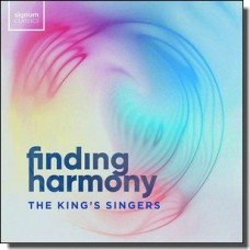 Finding Harmony [CD]
