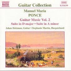 Guitar Music Vol. 2 [CD]