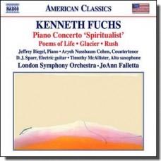 Piano Concerto 'Spiritualist' | Poems Of Life | Glacier | Rush [CD]