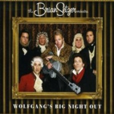 Wolfgang's Big Night Out [CD]