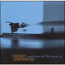 Sounds from the Thievery Hi-Fi [CD]