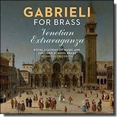 Gabrieli for Brass [CD]