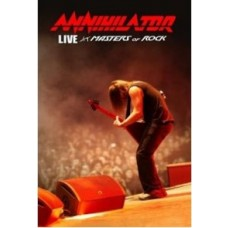 Live at Masters of Rock [DVD+CD]