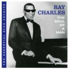 The Essential Blue Archive: The Soul of A Man [CD]