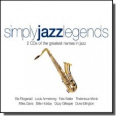 Simply Jazz Legends [2CD]