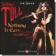 Nothing Is Easy: Live At the Isle of Wight 1970 [CD+DVD]
