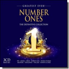 Greatest Ever Number Ones [3CD]
