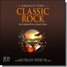 Greatest Ever - Classic Rock [3CD]