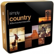 Simply Country [3CD]