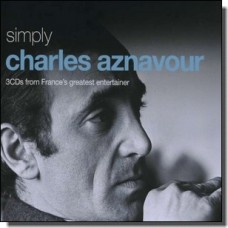Simply Charles Aznavour [3CD]