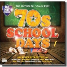 The Ultimate Collection: 70s School Days [5CD]
