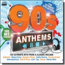 100 Hits - 90s Anthems: Ultimate Collection [5CD]