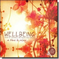 Wellbeing - Time To Relax  [3CD]