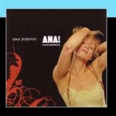 Ana! - Live in Amsterdam [CD]
