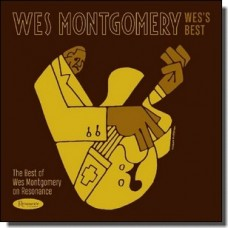 Wes's Best: The Best of Wes Montgomry on Resonance [CD]