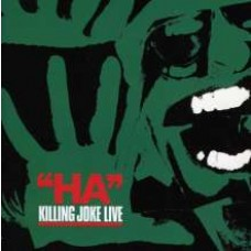 Ha - Killing Joke Live [CD]