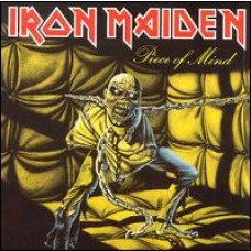 Piece of Mind [CD]
