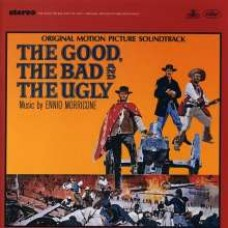 The Good, The Bad and The Ugly [CD]