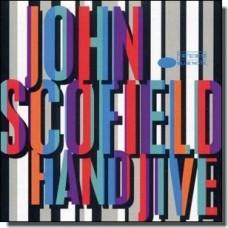 Hand Jive [CD]