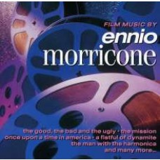 Film Music By Ennio Morricone [CD]