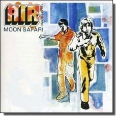 Moon Safari [CD]
