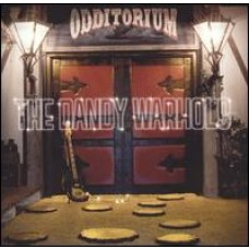 Odditorium or Warlords of Mars [CD]