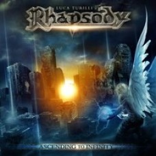 Ascending To Infinity [CD]