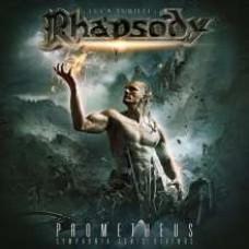 Prometheus - Symphonia Ignis Divinus [Limited Digipak Edition] [CD]