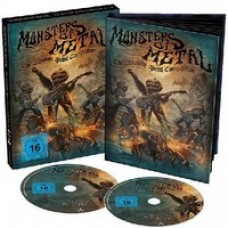 Monsters of Metal Vol. 9 [DVD+Blu-ray]