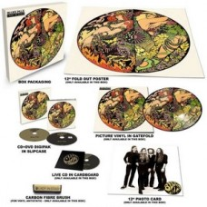 Lady In Gold [LimitedBox] [LP+2CD+DVD]