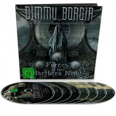 Forces Of The Northern Night [Earbook Edition] [4CD+2Blu-ray+2DVD]