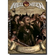 Keeper of the Seven Keys: Legacy World Tour [2DVD+2CD]