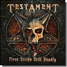 First Strike Still Deadly [Limited Digipak] [CD]