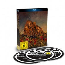 Garden Of The Titans (Live At Red Rocks Amphitheater 2017) [Blu-ray+2CD]