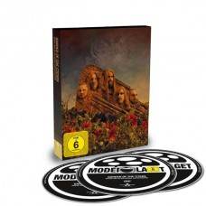 Garden Of The Titans (Live At Red Rocks Amphitheater 2017) [DVD+2CD]
