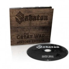 The Great War (History Edition) [Limited Digipak] [CD]