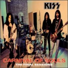 Carnival of Souls: The Final Sessions [CD]