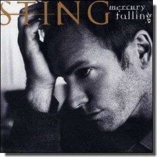 Mercury Falling [CD]