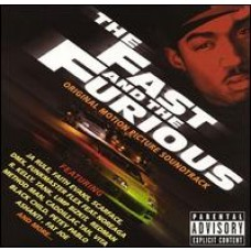 The Fast and the Furious [CD]