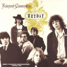 Heyday - The BBC Sessions 1968-1969 [CD]