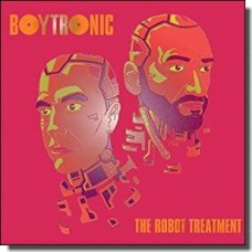 The Robot Treatment [CD]