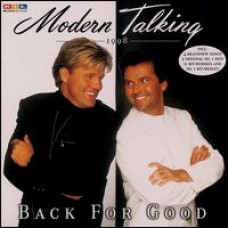Back For Good [CD]