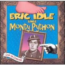 Sings Monty Python [CD]