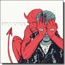Villains [CD]