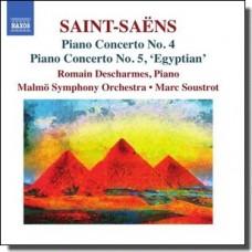 Piano Concertos Nos. 4 & 5 [CD]