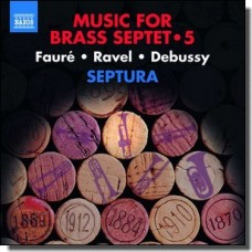 Music For Brass Septet Vol. 5 [CD]