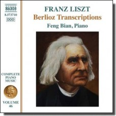 Berlioz Transcriptions [CD]