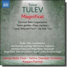 Magnificat [CD]